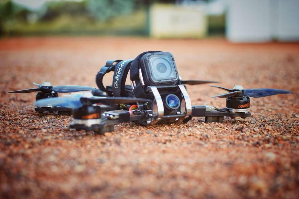 qué es un drone