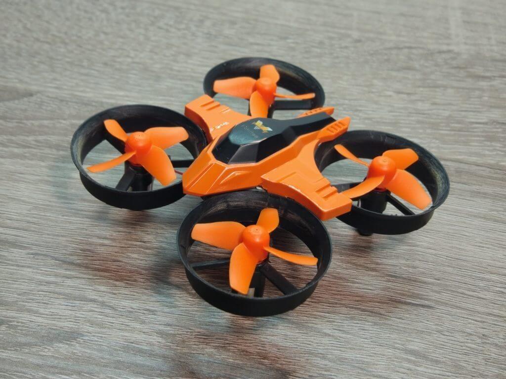 comenzar con drones de carreras
