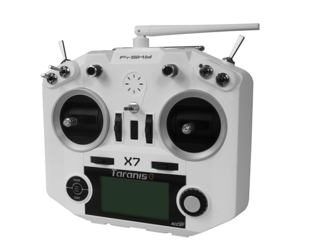 FrSky Taranis QX7 Emisora Drones de Carreras