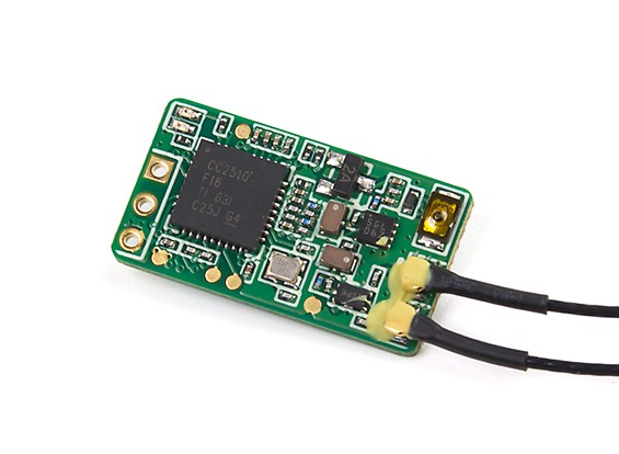 Frsky XM+ Micro D16 SBUS Receptor de Completo Rango 16CH