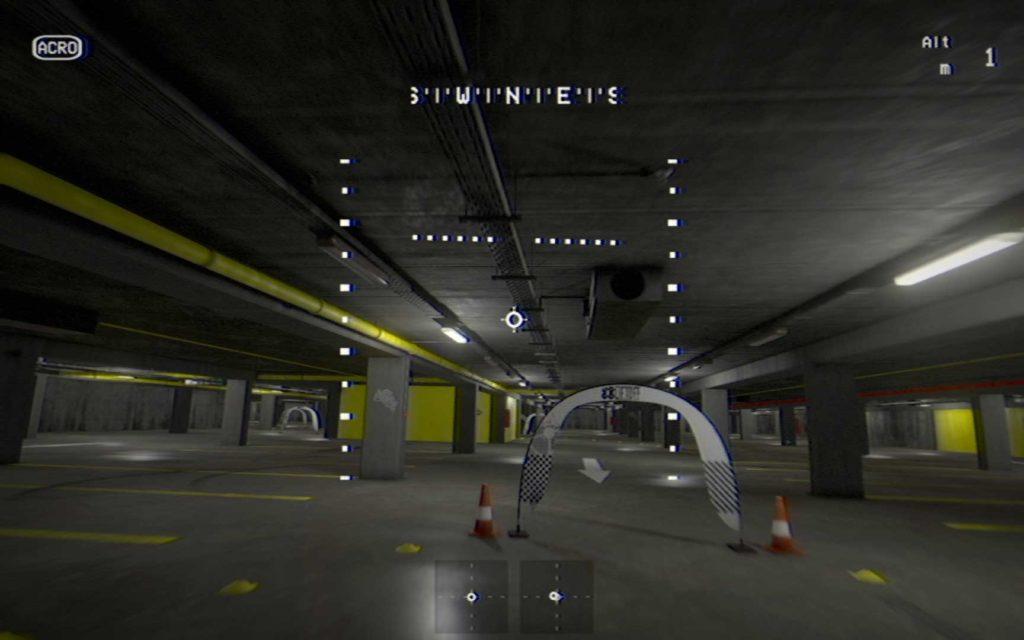 simuladores de drones
