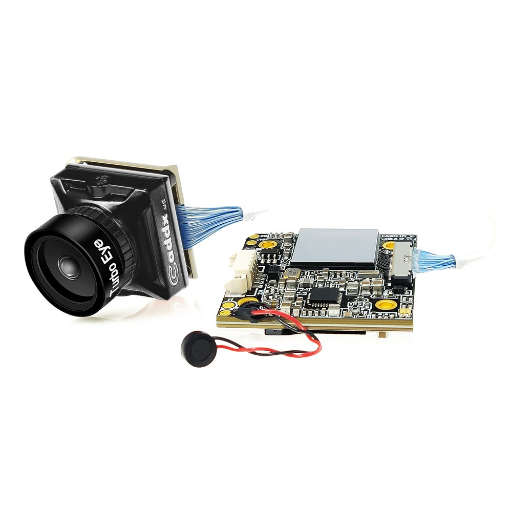 cámaras FPV con grabación HD