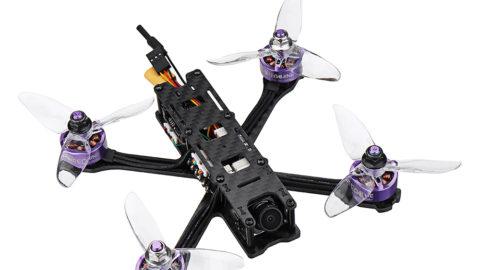 Eachine Wizard X140HV 140mm Drone de Carreras