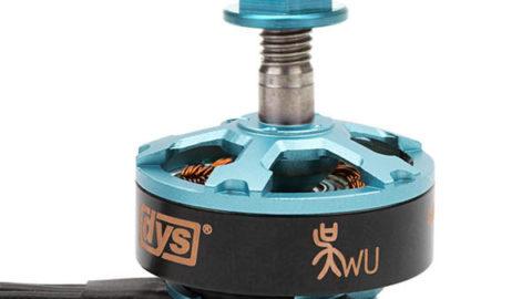 DYS Samguk Series Wu 2206 2400KV 2700KV 3-4S