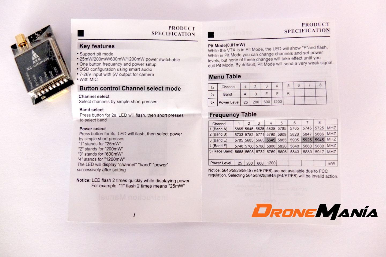 akk x2 ultimate manual