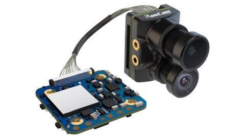 RunCam Hybrid 4K 30fps FOV 145 grados HD Grabación DVR