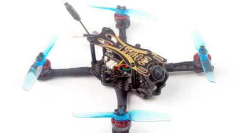 Eachine Novice II RTF Fly More