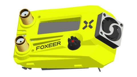 Foxeer Wildfire 5.8GHz 72CH Dual Receptor