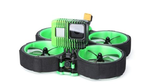 iFlight Green Hornet V2 Cinewhoop 4S