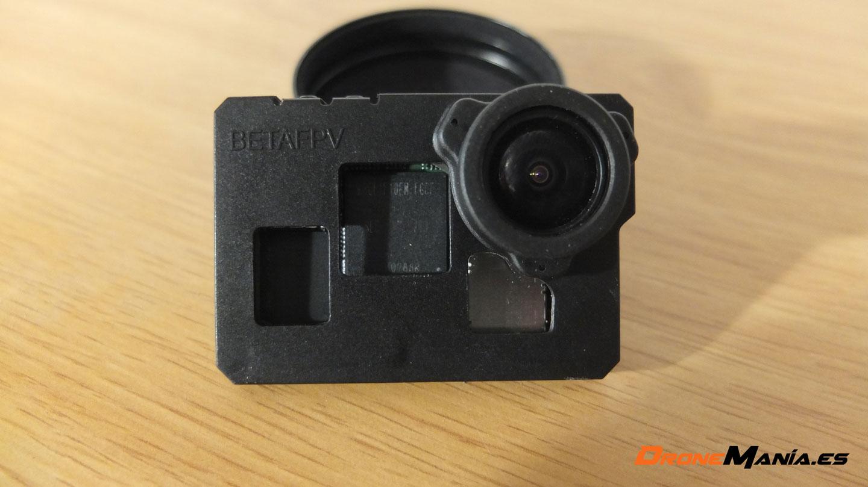 carcasa BetaFPV GoPro Lite V2