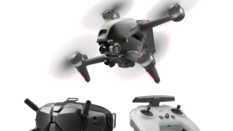 DJI FPV Combo Dron de carreras + Gafas + Emisora